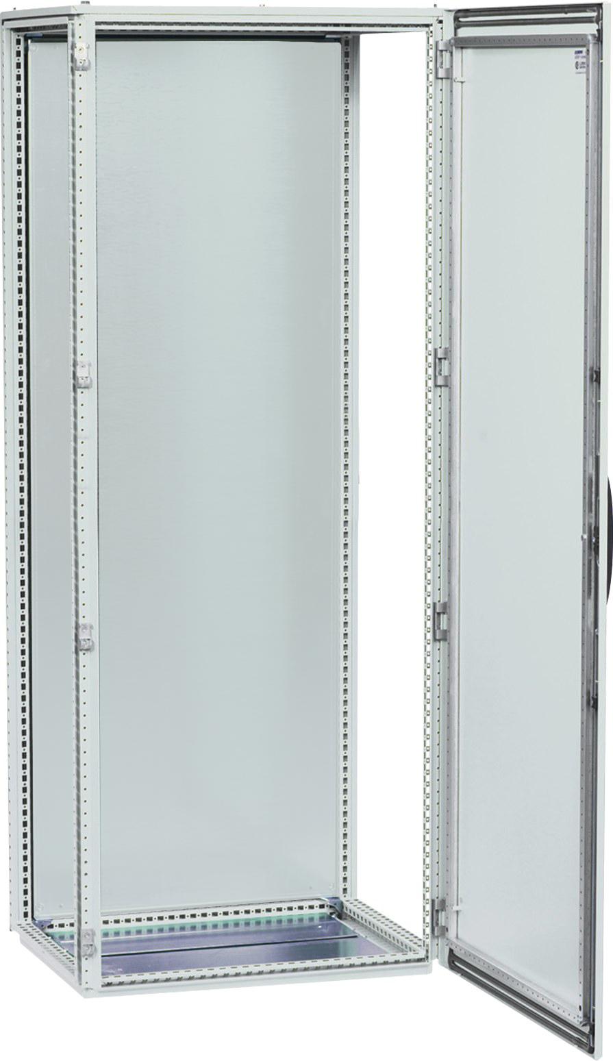 1 Stk Anreihschrank 1-türig, 2000x1000x400mm, RAL 7035 AS201041-5