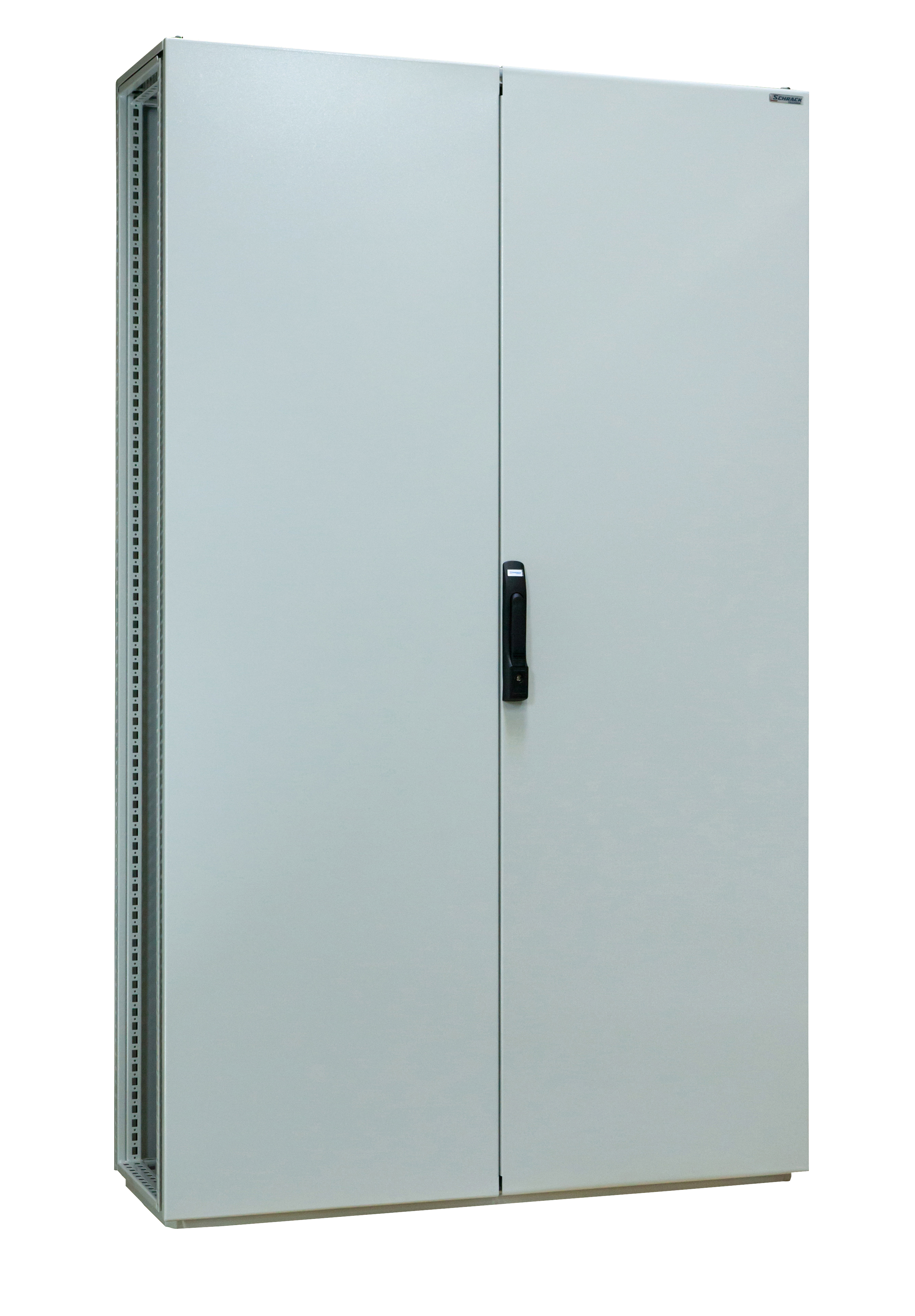 1 Stk Anreihschrank 2-türig, 2000x1000x400mm, RAL 7035 AS201042-5