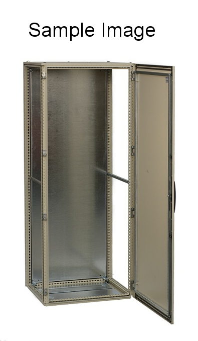 1 Stk Anreihschrank 1-türig, 2200x800x600mm, RAL 7035 AS228060-5