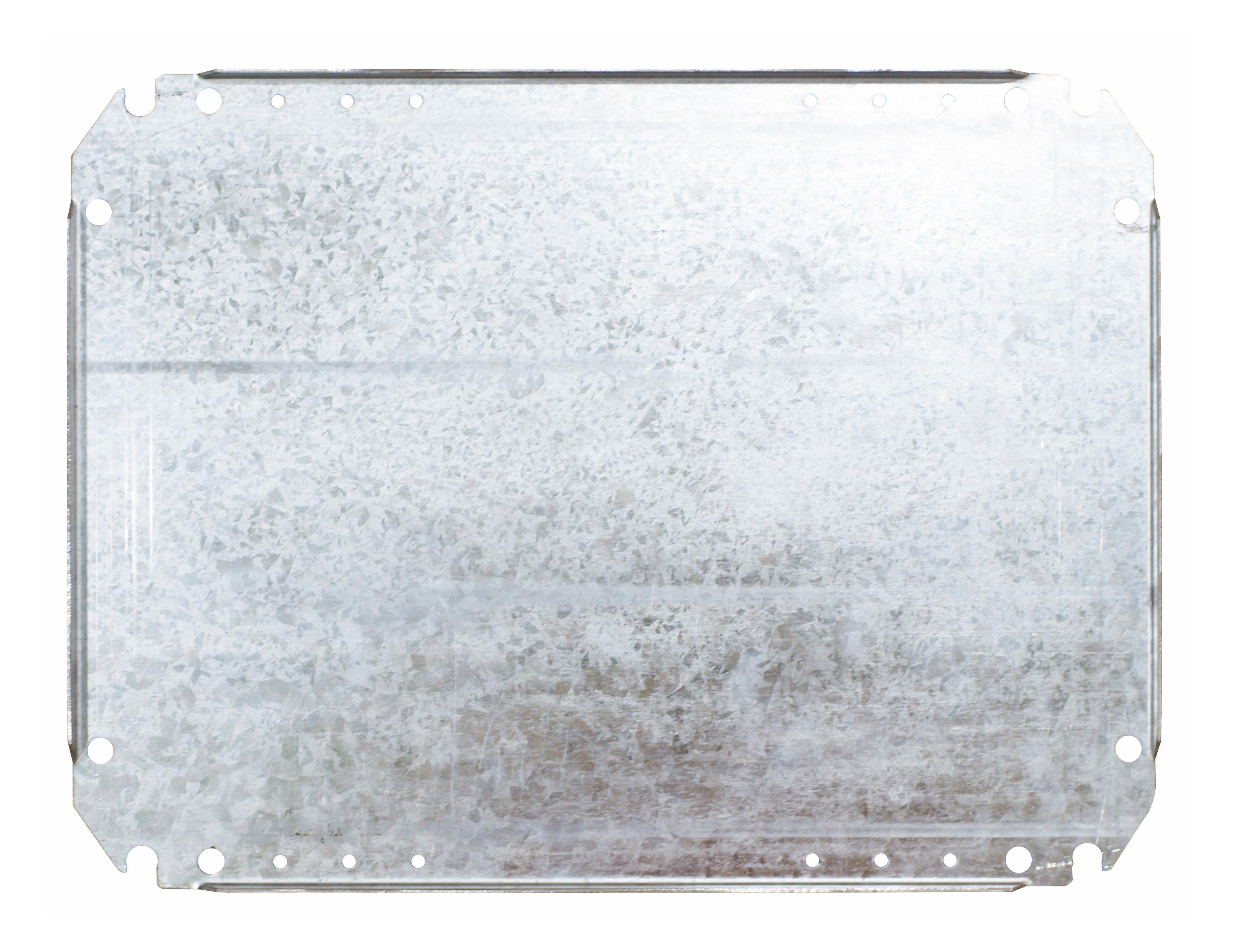 1 Stk Modul Montageplatte 9-reihig 600B ASAMM609--