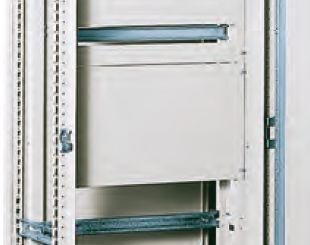 1 Stk Modul Blindfrontplatte AS/KS 800x100mm ASBP1008-5