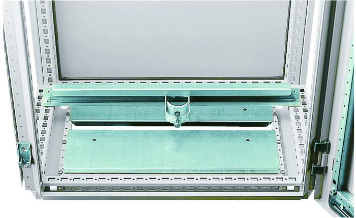 1 VE Kabelabfangschiene 1200mm ASCAB120--