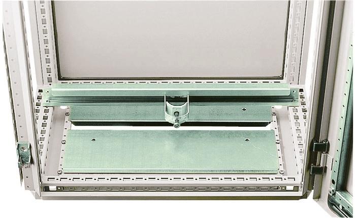 1 VE Kabelabfangschiene 600mm ASCAB600--