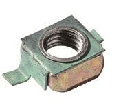 1 VE Universalklipsmutter M6 für 1,5mm ASCNM615--