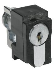 1 Stk Halbzylindereinsatz 21323 mit 2 Schlüssel ASLSSI521-