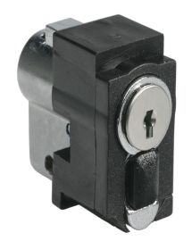 1 Stk Druckknopf mit Rundzylinder Schlüssel C2233 ASLSSI532-