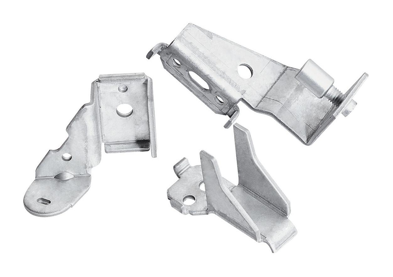 1 Stk Montageplatten Befestigungssatz komplett (VE=2Stk.) ASMPA006--