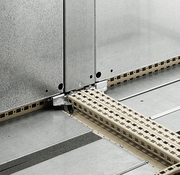 1 Stk Montageplatten Zwischenstück 1800mm ASMPF018--