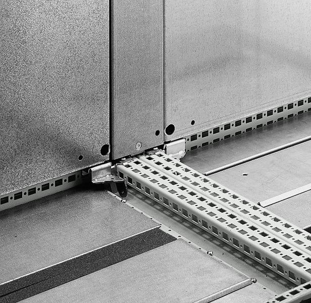 1 Stk Montageplatten Zwischenstück 2000mm ASMPF020--