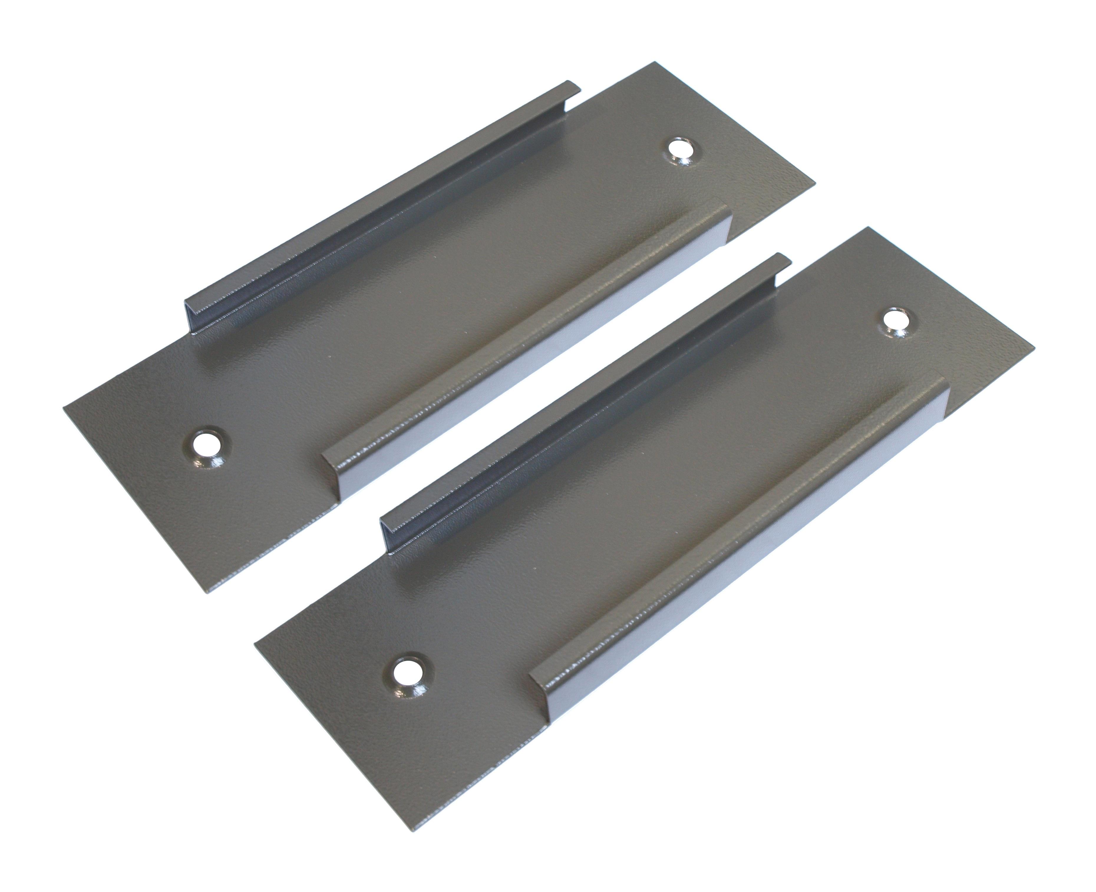 1 Stk Sockel Seitenteil für Pult 400/100mm BxH ASPST041--