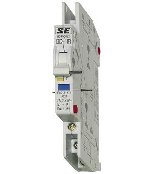 1 Stk Auslöse Signalkontakt, 2 Wechsler, schraubbar BD900022--