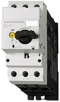1 Stk Motorschutzschalter 50,0-58,0A, 3-polig BE658000--