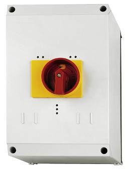 1 Stk Gehäuse für Motorschutzschalter BE6 BE695524--