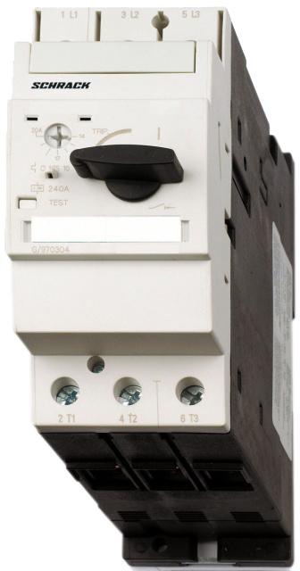 1 Stk Motorschutzschalter 40,0A Baugröße 2 BES24000--