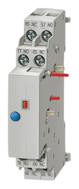 1 Stk Meldeschalter für Baugröße 0-3 BEZ00005--