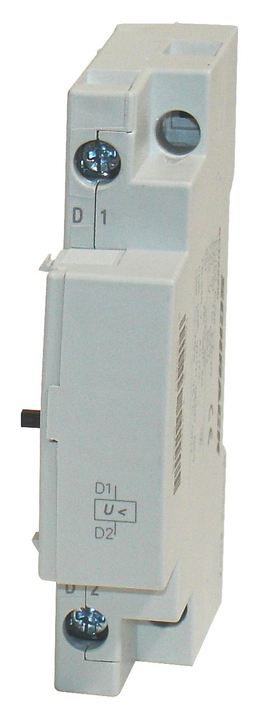 1 Stk Unterspannungsauslöser 400VAC 50Hz, 440VAC 60Hz BEZ00007--