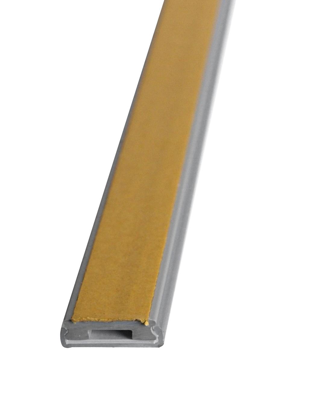 1 Stk Bezeichnungsstreifen 1000mm lang, 15mm hoch, selbstklebend BK002402--