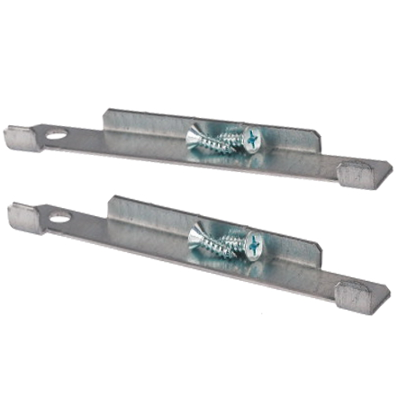 1 Stk Anreihelement Vertikal Set (VE= 2 Stk.) BK071058--