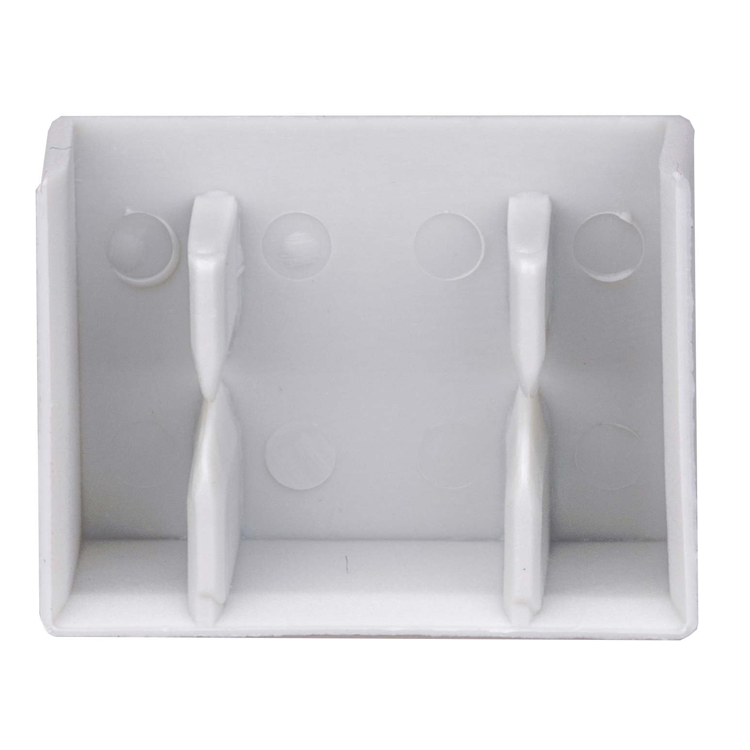 1 Stk Endplatte für 4-polige Verschienungen BS900117--