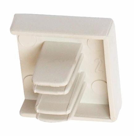 1 Stk Endkappe 3-polig für BS900185 BS900186--
