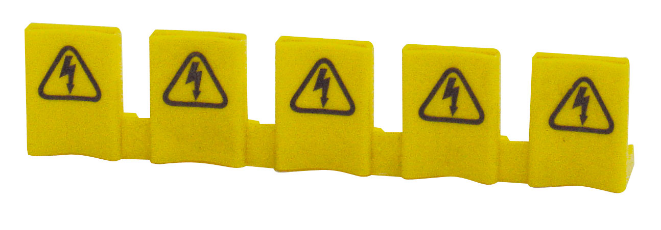 1 Stk Berührungsschutz gelb BS900303--