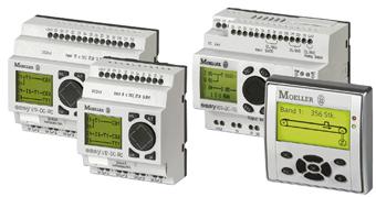1 Stk EASY512ACRC-Steuerrelais, 240VAC,5VA, 8Ein-dig, 4Aus-Rel,Uhr EA274104--