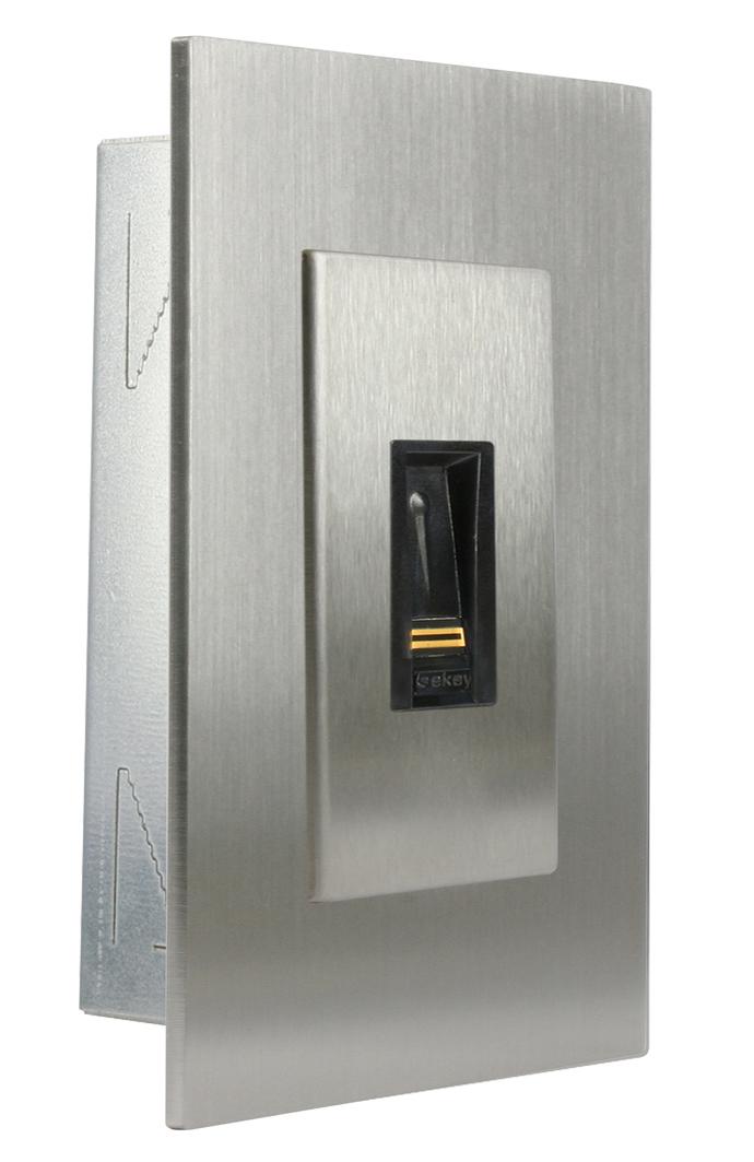 1 Stk Wandeinbauset für Fingerscanner Integra 2.0 EK101302--