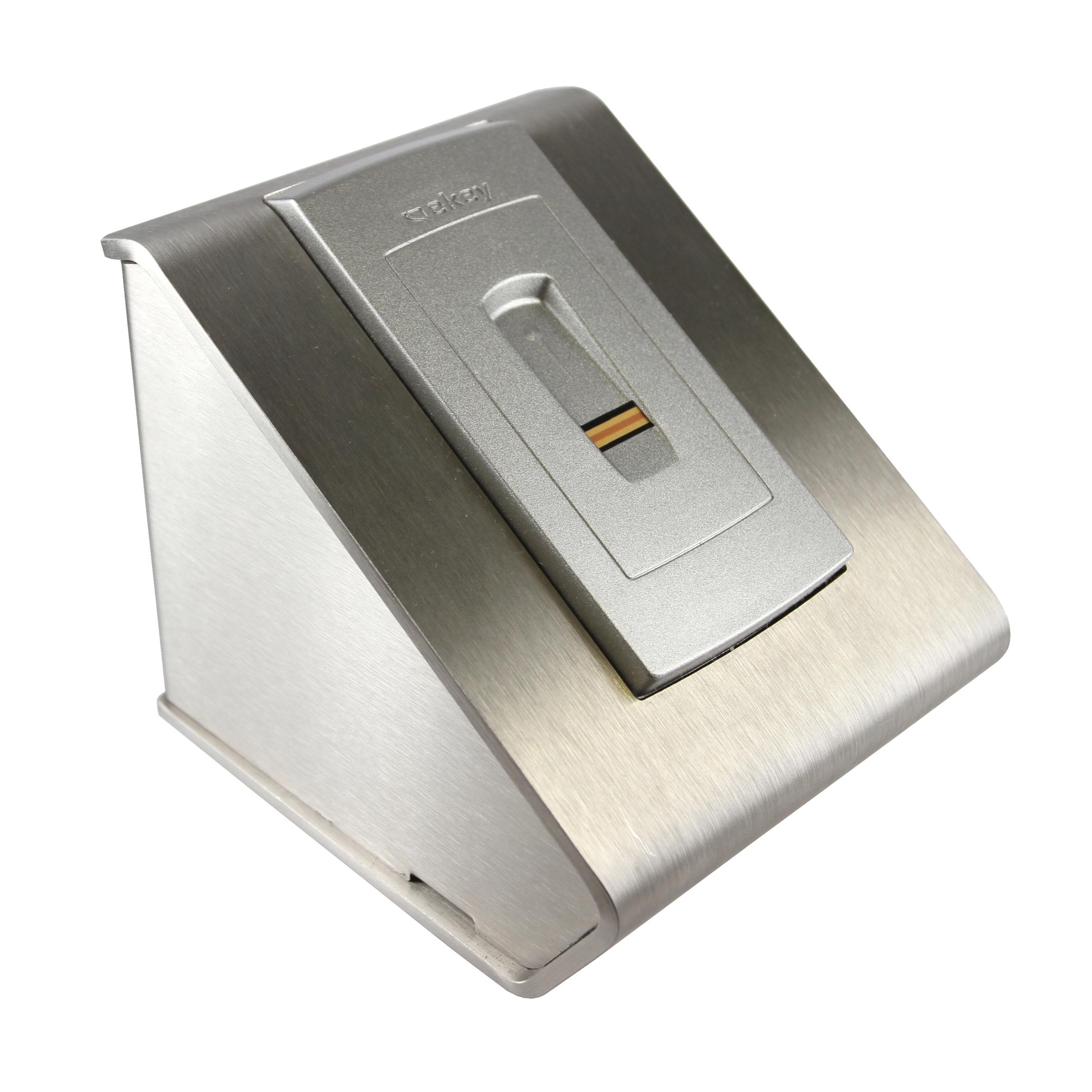 1 Stk Edelstahl Adapter für Fingerscanner Aufputz 2.0 EK101418--