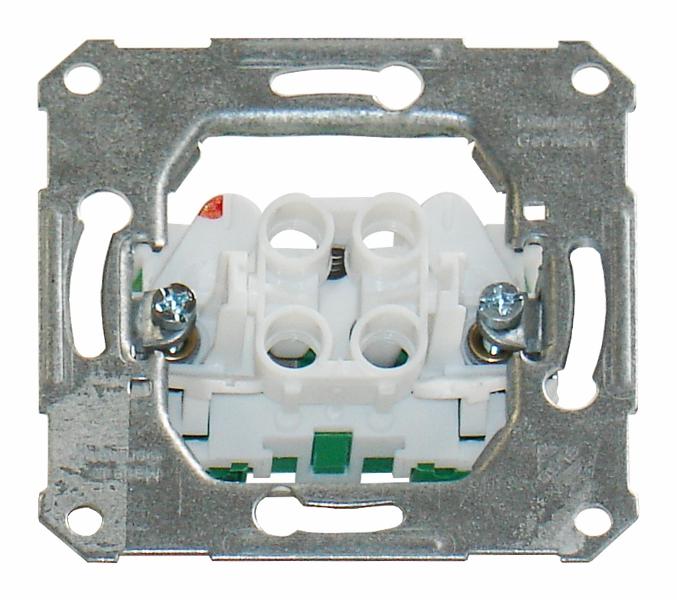 1 Stk UP-Taster Steckklemmen EL112100--