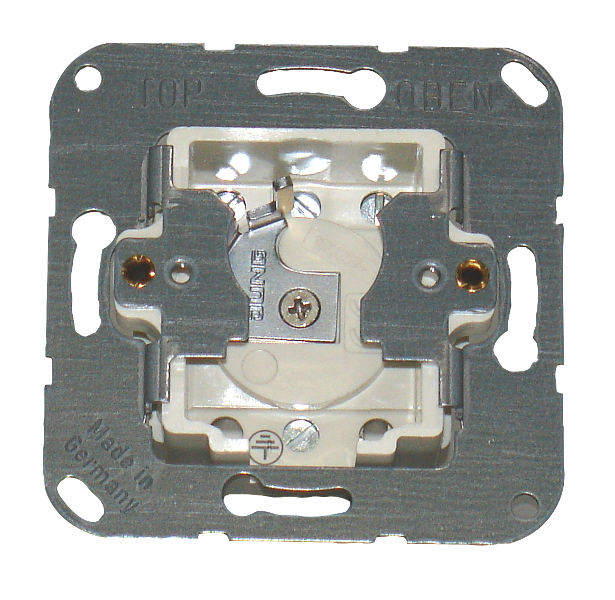 1 Stk Schlüsselschaltereinsatz 1-polig, Schaltung 4/1 für IP44 EL121920--