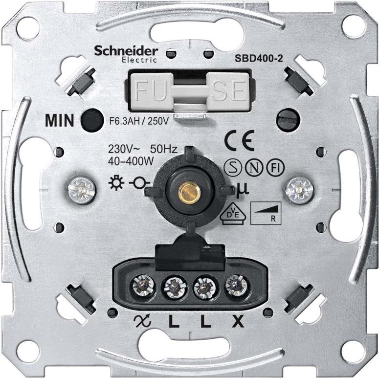 1 Stk Dimmereinsatz 40-400W, R EL174111--