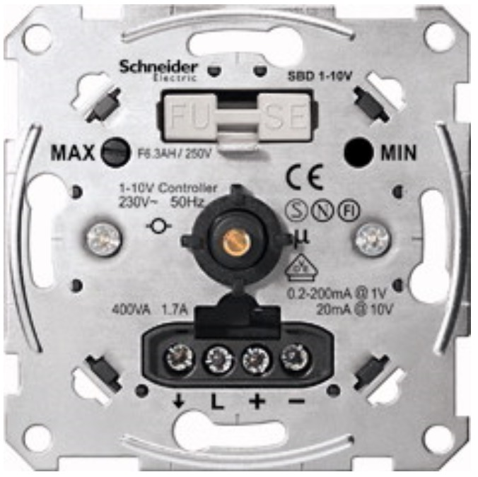 1 Stk Elektronisches Potentiometer 1-10V DC EL174411--