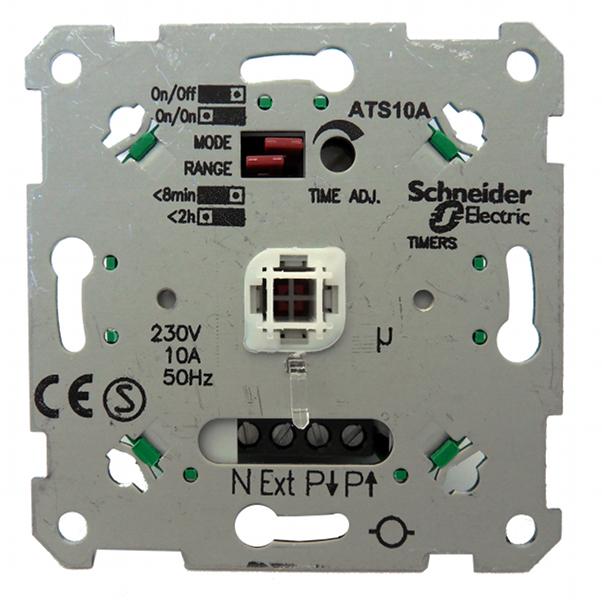 1 Stk Elektronischer Treppenlichtschalter EL177020--