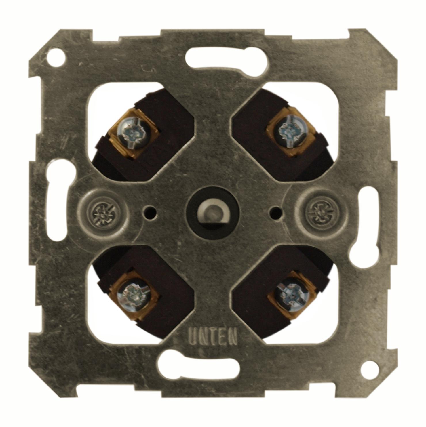 1 Stk UP-Zeitschalter mechanisch, 2-polig, 15 min EL177030--