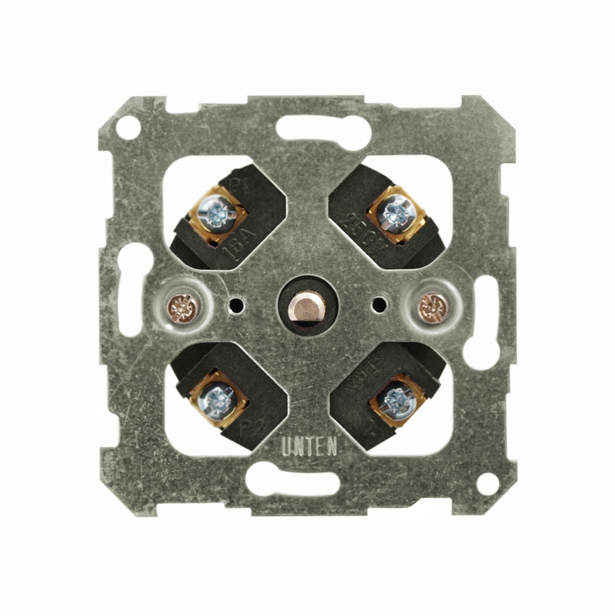 1 Stk UP-Zeitschalter mechanisch, 2-polig, 120 min EL177040--
