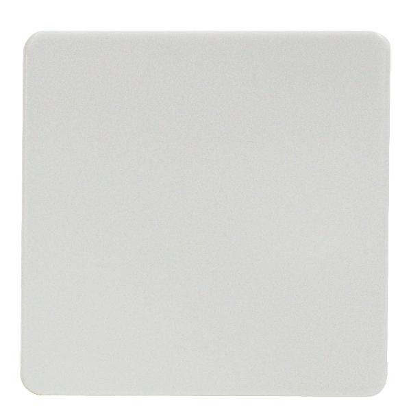 1 Stk Blindabdeckung aufrastbar, Halteplatte und Tragbügel, pw EL203010--