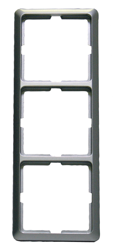 1 Stk Rahmen 3-fach, Alueffekt Scala EL2043119-