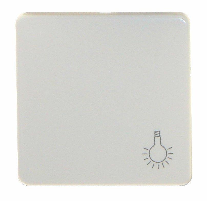 1 Stk Wippe mit Symbol Licht, perlweiß EL213110--