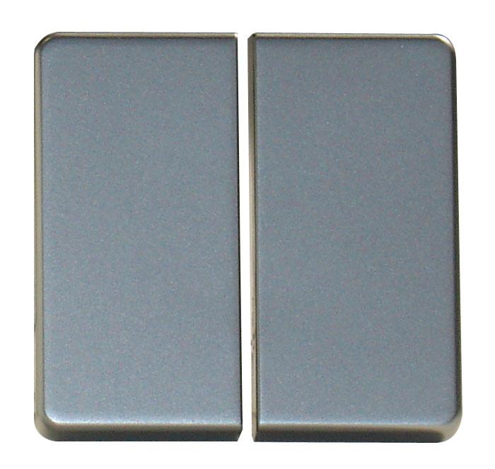 1 Stk Wippe für Sereienschalter und Doppeltaster, Alueffekt EL2135019-