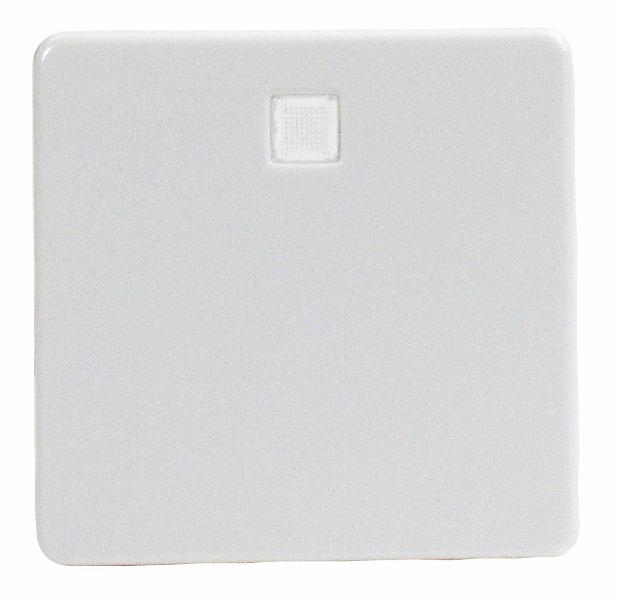 1 Stk Wippe beleuchtet für Schalter und Taster, perlweiß EL213610--