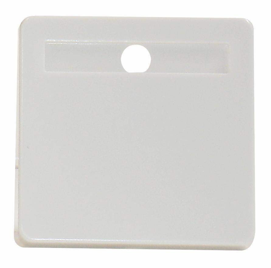1 Stk Wippe mit Schriftfeld, perlweiß EL213620--