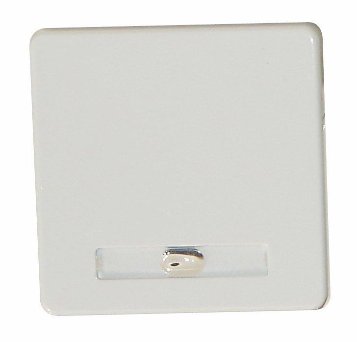 1 Stk Wippe für beleuchteten Schalter und Taster, perlweiß EL233610--