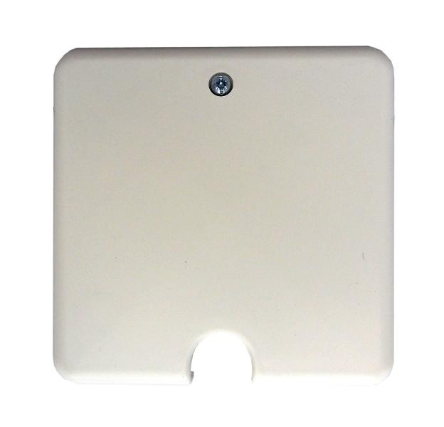 1 Stk Geräteanschlussdose UP mit Doppelklemmen 2,5mm², perlweiß EL527000--