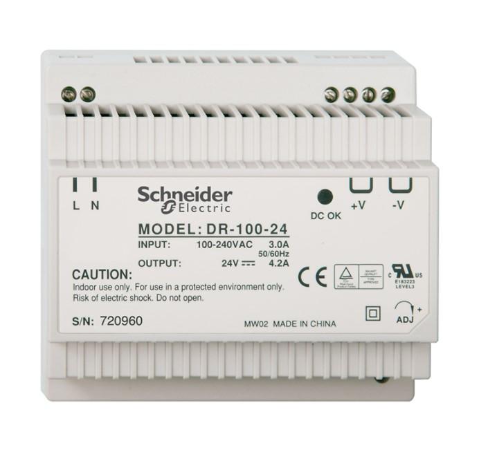 1 Stk Netzteil 100W 230VAC/50Hz sek. 24 VDC/4A EL720960--