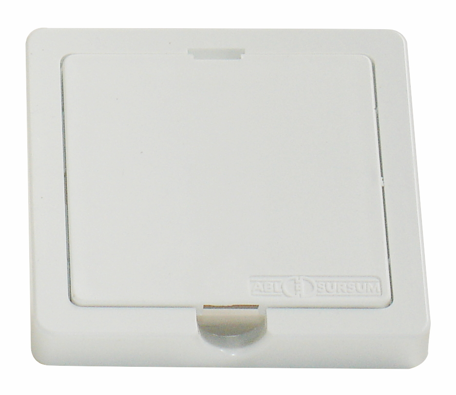1 Stk Geräteanschlussdose UP, flach, Krallenbefestigung, 5x2,5mm² EL999992--