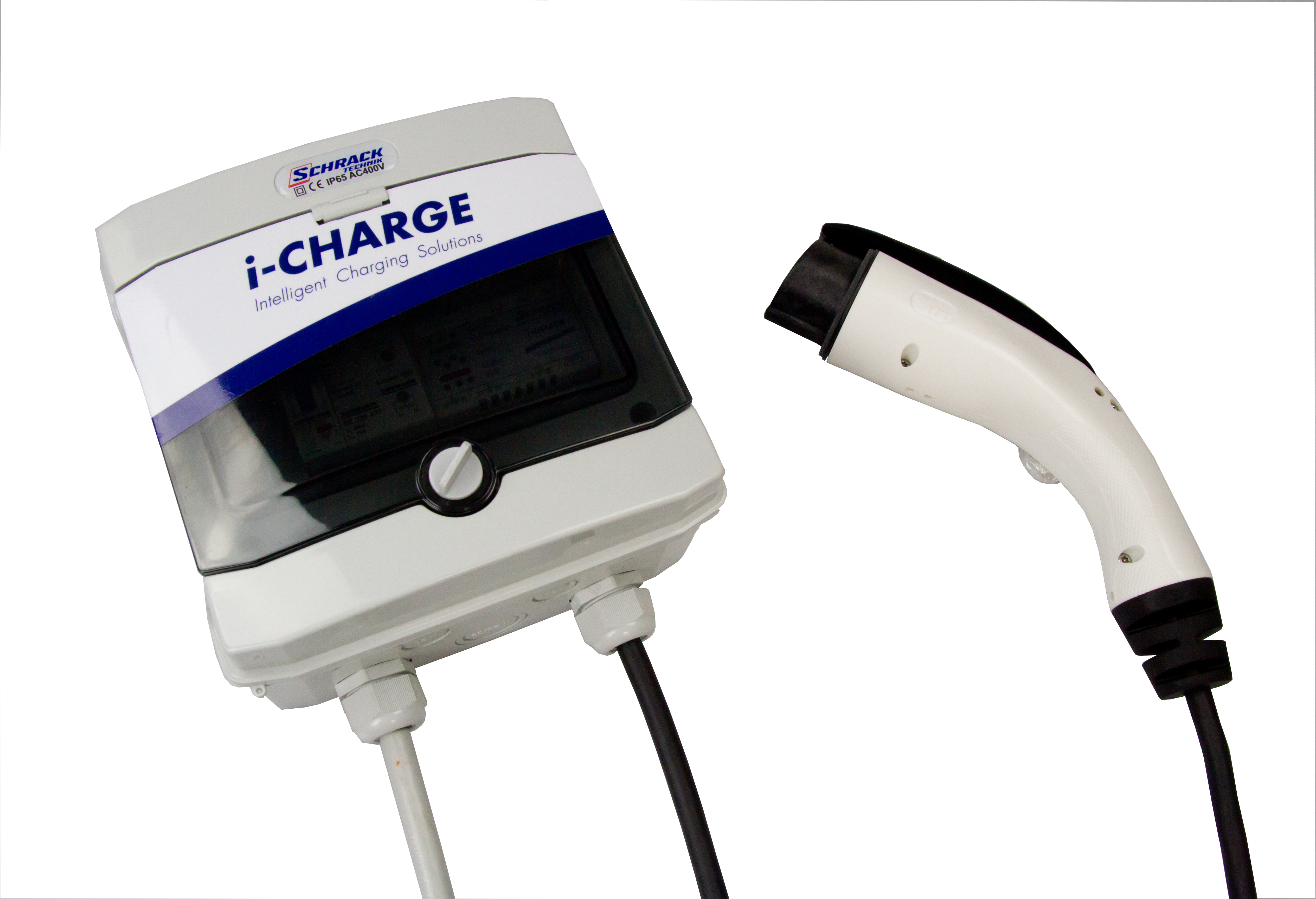 1 Stk i-Charge HOME Typ1 3,7kW, 1-phasig, CEE 16A 400V Zuleitung EMHOM1211-