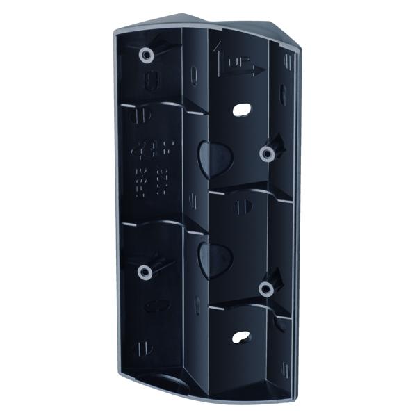 1 Stk AF S Ecksockel für AF-S Strahler schwarz ESL519413-
