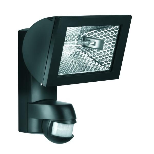 1 Stk AF 300/200i Strahler+Melder IR Fernbedienbar 300W IP44 SW ESL519918-