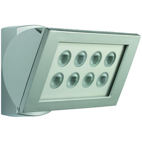 1 Stk AF S LED 300 STRAHLER 24W IP44 Edelstahloptik ESL520822-