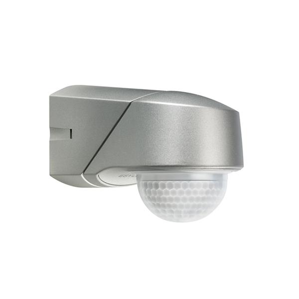 1 Stk RC 230i Infrarot Bewegungsmelder Aufputz IP54,Edelstahloptik ESM015618-